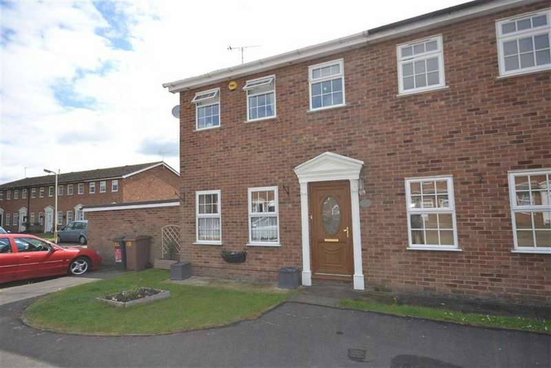 3 Bedrooms End Of Terrace House for sale in Whitehouse Road, South Woodham Ferrers, Essex