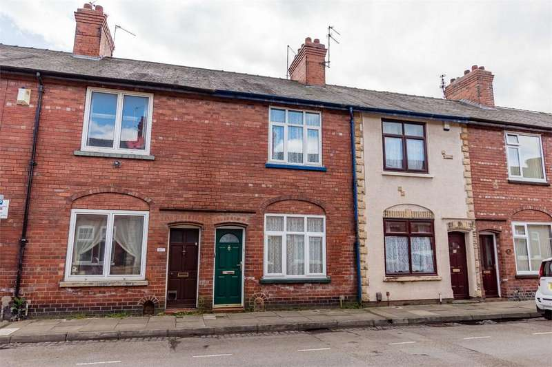 2 Bedrooms Terraced House for sale in Rose Street, Haxby Road, YORK