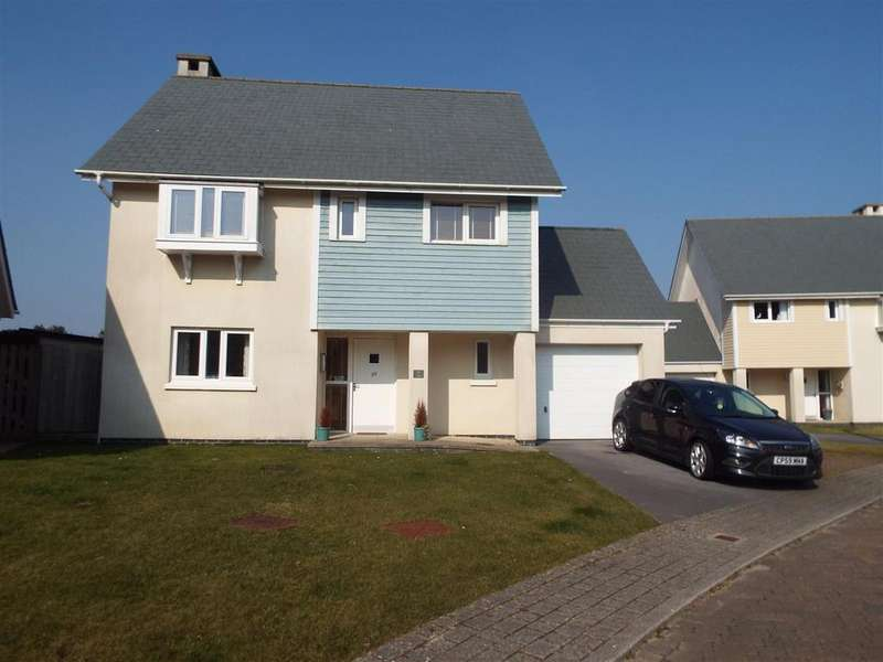 4 Bedrooms Detached House for sale in Pentre Nicklaus Village, Llanelli