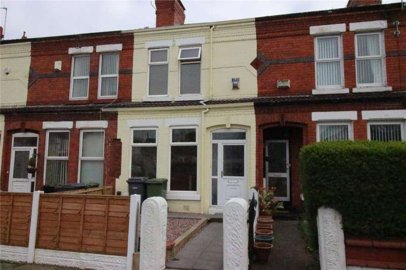 2 Bedrooms Terraced House for sale in Mather Road, Prenton, Merseyside, CH43