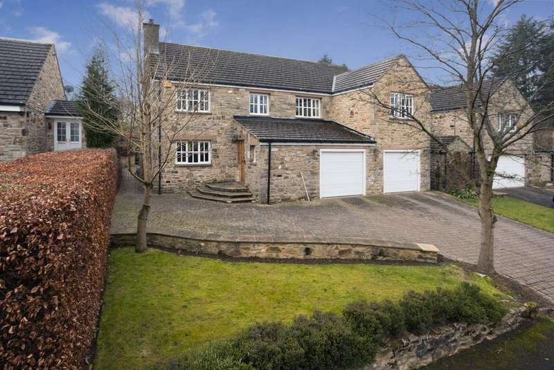 5 Bedrooms House for sale in Hamsterley Mill