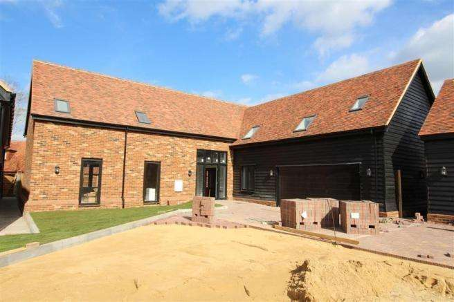 5 Bedrooms Detached House for sale in Cawne View, Wilstead, MK45