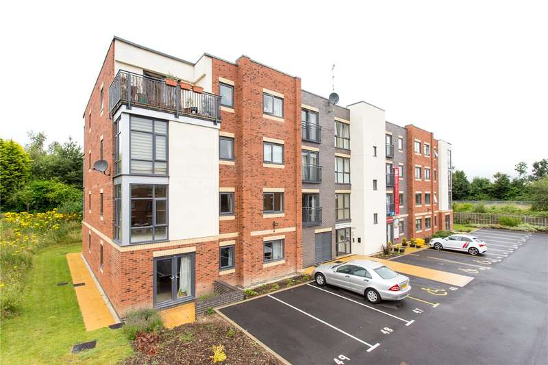 2 Bedrooms Flat for sale in Cuthbert Cooper Place, Sheffield, South Yorkshire, S9