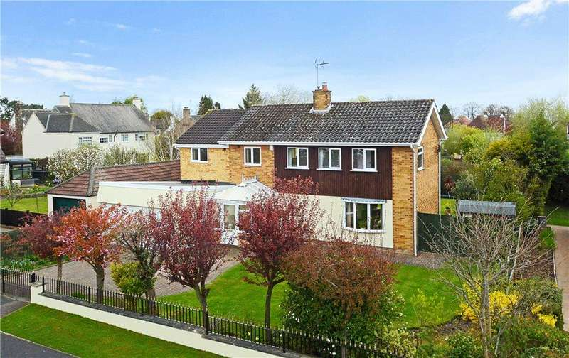 4 Bedrooms Detached House for sale in Firs Drive, Harrogate, North Yorkshire