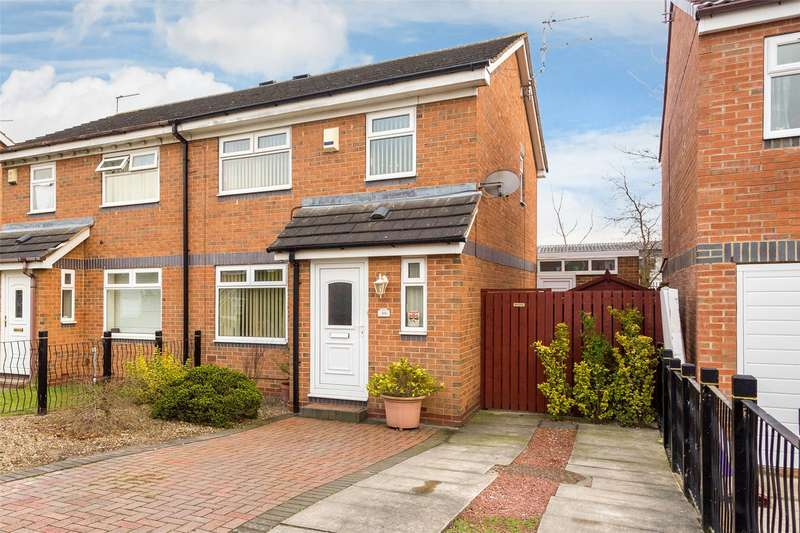 3 Bedrooms Semi Detached House for sale in Bransholme Drive, York, YO30