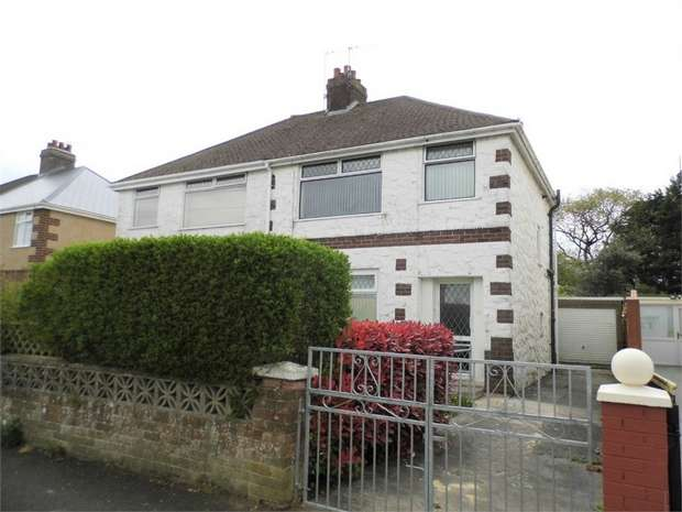 3 Bedrooms Semi Detached House for sale in Great Western Avenue, Bridgend, Bridgend, Mid Glamorgan