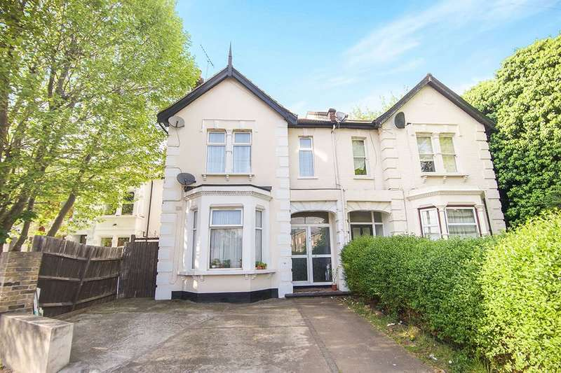 5 Bedrooms Semi Detached House for sale in Earlham Grove, London, E7