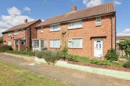 2 Bedrooms Semi Detached House for sale in Brow Close, Orpington