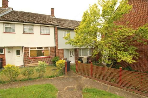 3 Bedrooms End Of Terrace House for sale in The Lawns, Upper Norwood, London