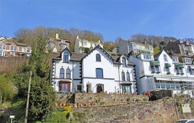 4 Bedrooms End Of Terrace House for sale in Station Road, Looe, Cornwall