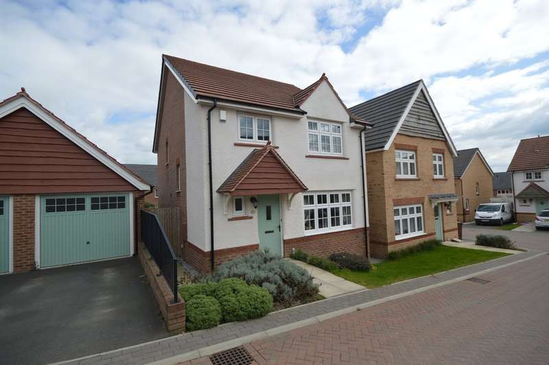 4 Bedrooms Detached House for sale in Malvern Mews, Wrenthorpe, Wakefield