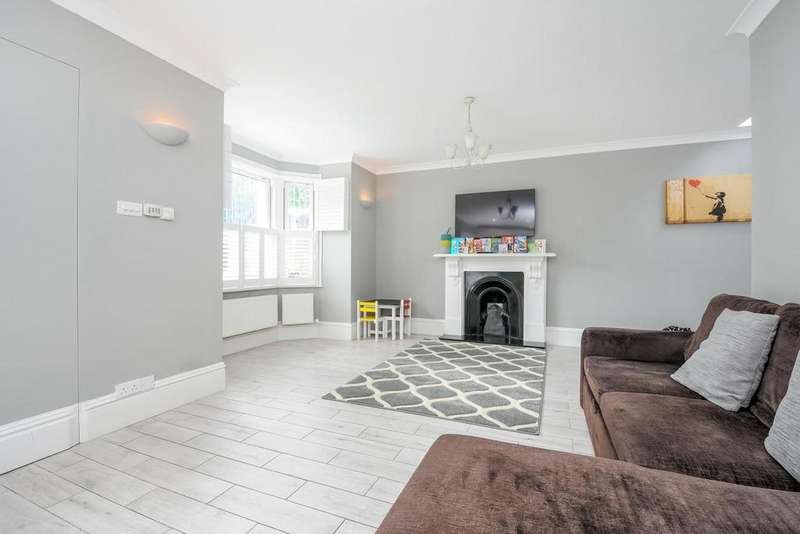 4 Bedrooms Terraced House for sale in Chancellors Road, Hammersmith, W6