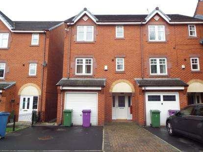 3 Bedrooms Terraced House for sale in Halsnead Close, Wavertree, Liverpool, L15