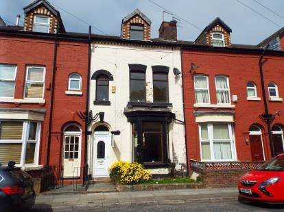 4 Bedrooms Terraced House for sale in Brainerd Street, Liverpool, Merseyside, United Kingdom, L13