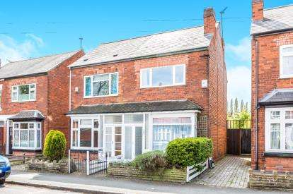 2 Bedrooms Semi Detached House for sale in Gristhorpe Road, Birmingham, West Midlands