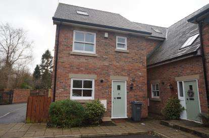 3 Bedrooms End Of Terrace House for sale in Holly Tree Farm, 19 Broad Oak Lane, Manchester, Greater Manchester