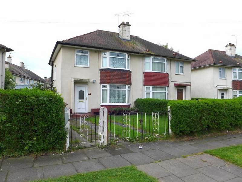 3 Bedrooms Semi Detached House for sale in Ash Road, Crewe