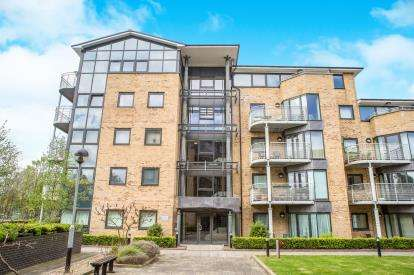 2 Bedrooms Flat for sale in Florence House, Eboracum Way, York, North Yorkshire