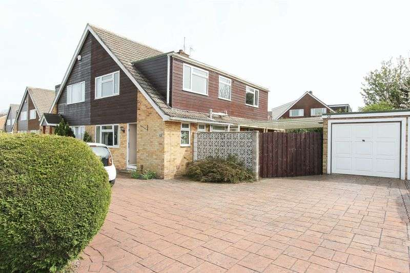 4 Bedrooms Semi Detached House for sale in 20 Rippleside Road, Clevedon