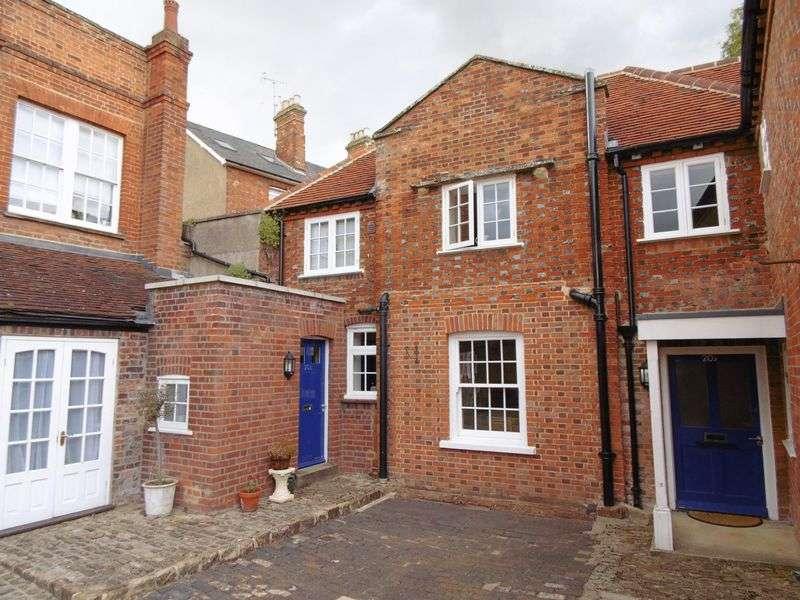 1 Bedroom Mews House for sale in East St Helen Street, Abingdon