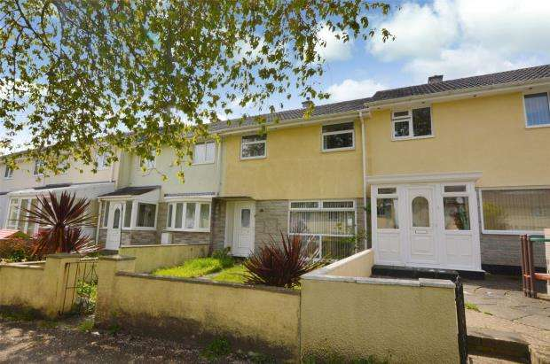 3 Bedrooms Terraced House for sale in Churchill Walk, Saltash