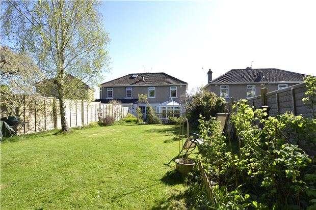 3 Bedrooms Semi Detached House for sale in Haviland Grove, BATH, BA1 4JP