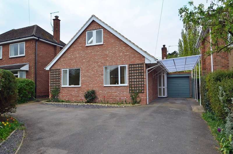 4 Bedrooms Detached House for sale in Barton Road, Rugby