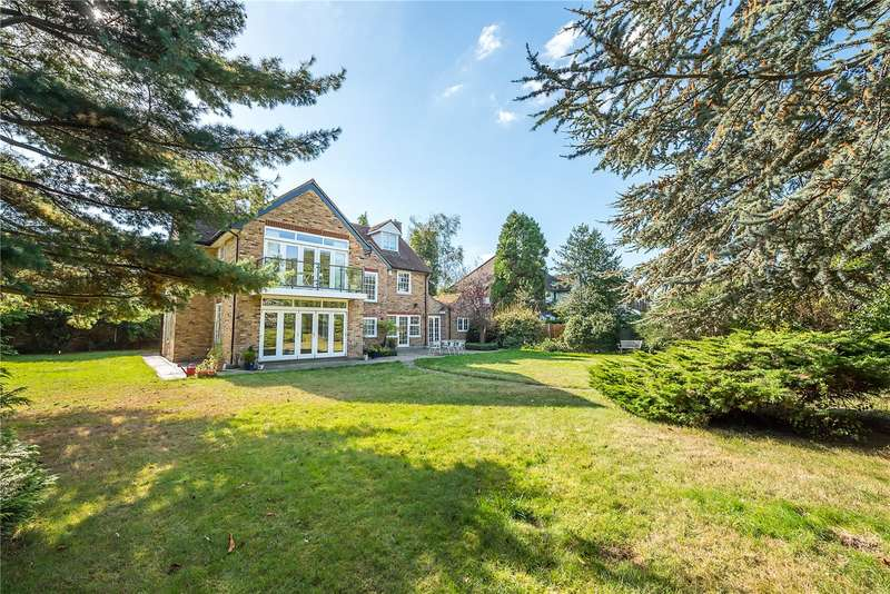 5 Bedrooms Detached House for sale in Sudbrook Gardens, Petersham, TW10