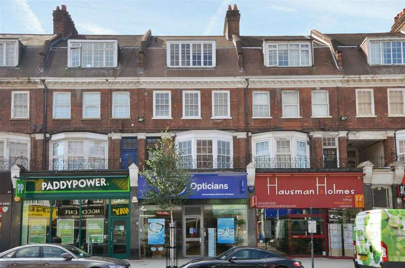2 Bedrooms Property for sale in Golders Green Road, NW11