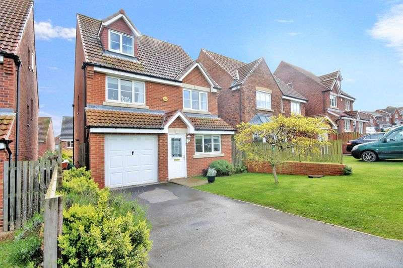 5 Bedrooms Detached House for sale in Rosedale Close, Skelton
