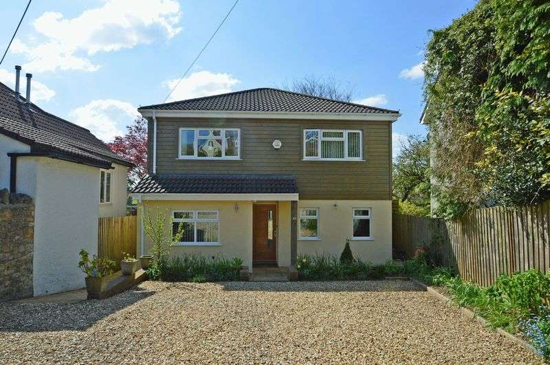 4 Bedrooms Detached House for sale in Leafy lane in Felton