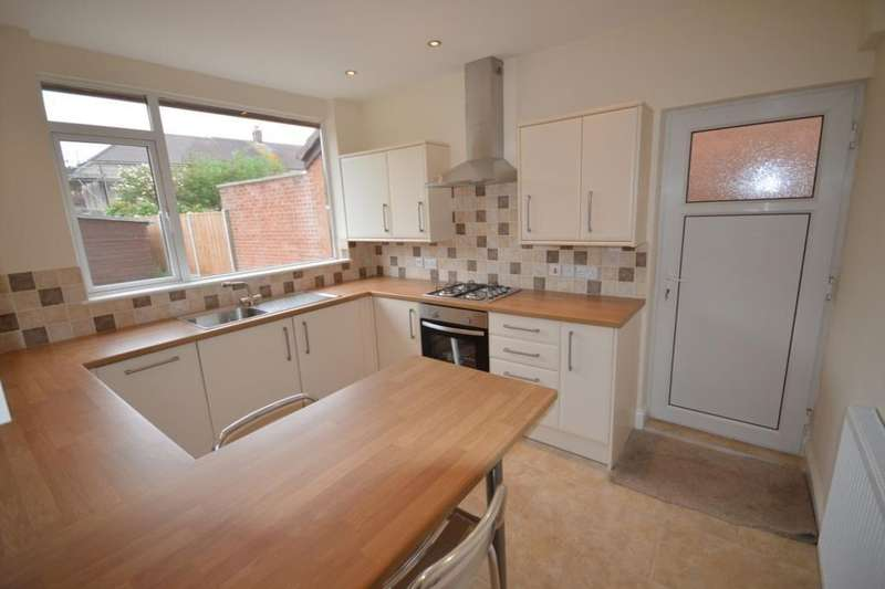 2 Bedrooms Detached Bungalow for sale in New Street, Blaby, Leicester, LE8