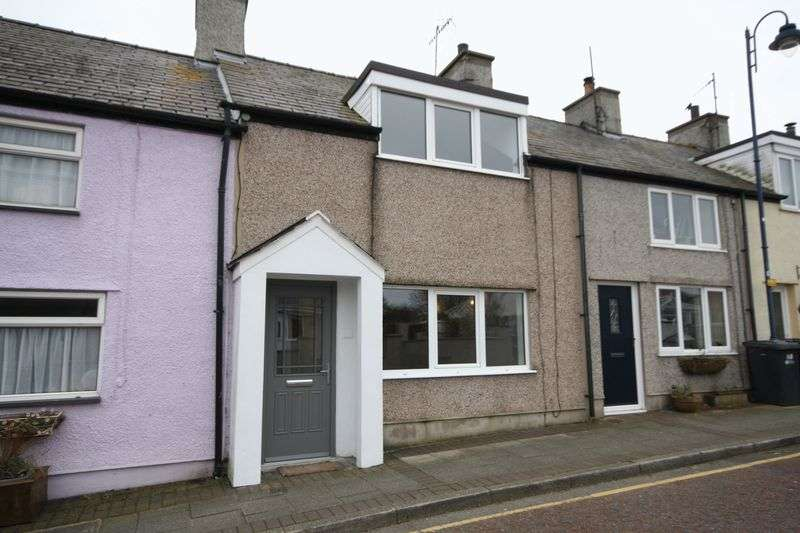 3 Bedrooms Terraced House for sale in Cemaes Bay, Anglesey