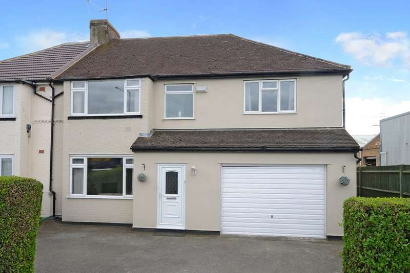 4 Bedrooms Semi Detached House for sale in London Road, Staines Upon Thames