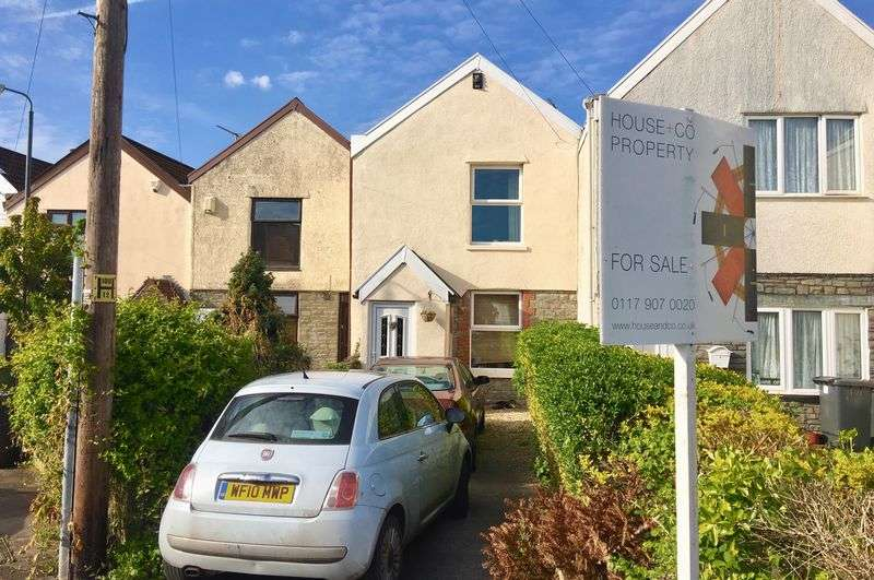 2 Bedrooms Terraced House for sale in Counterpool Road, Bristol, BS15 8DQ