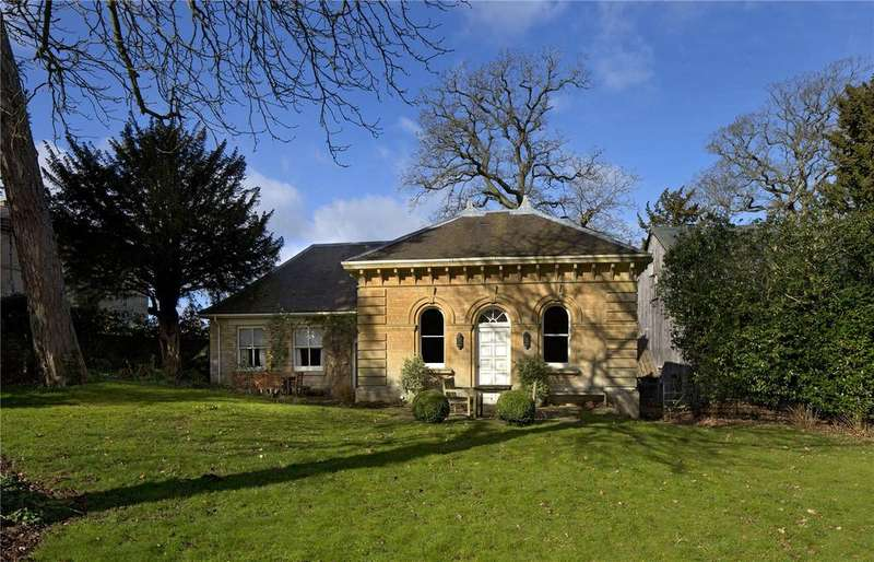 3 Bedrooms Detached House for sale in Kirtlington Park, Kirtlington, Kidlington, Oxfordshire, OX5