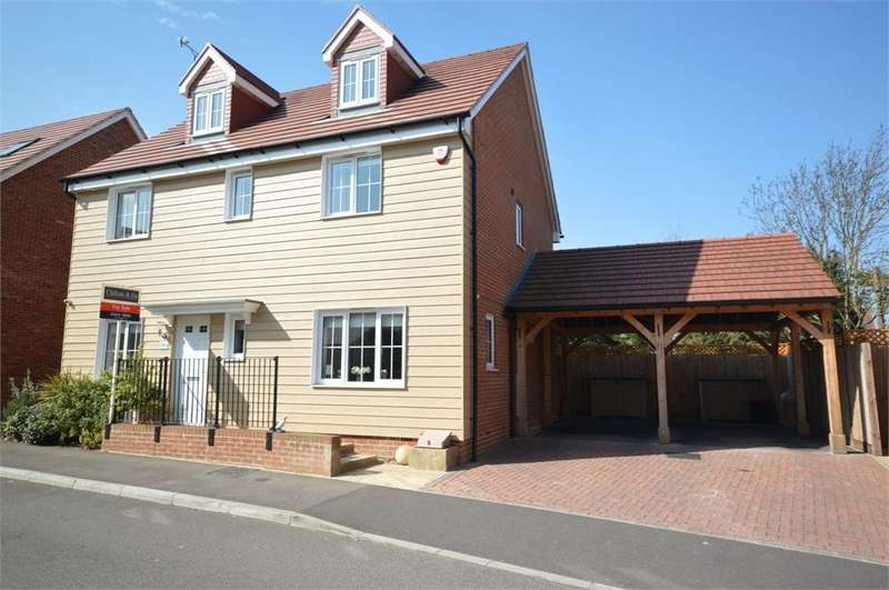 5 Bedrooms Detached House for sale in The Chase, Longfield