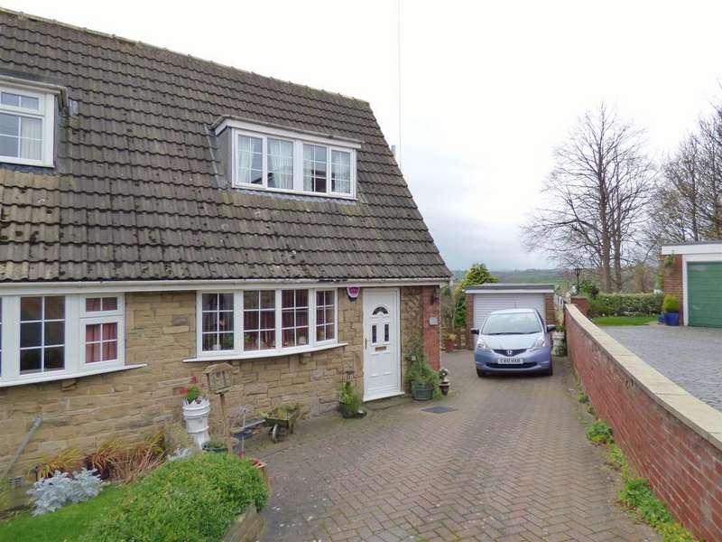3 Bedrooms Semi Detached House for sale in Laburnum Road, Dewsbury