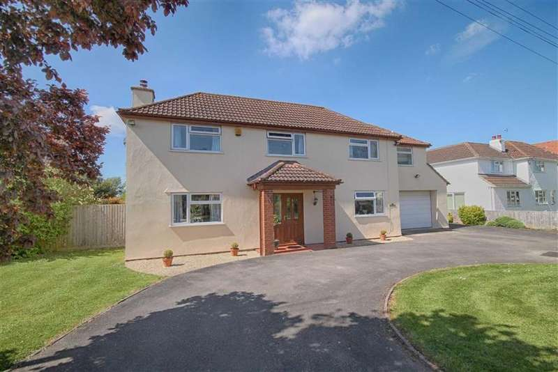 5 Bedrooms Detached House for sale in Homecroft Drive, Uckington, Cheltenham, GL51
