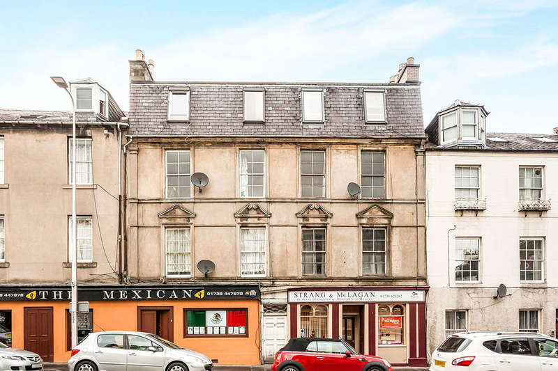 2 Bedrooms Flat for sale in Atholl Street, Perth, PH1