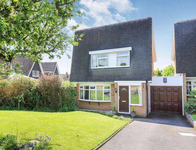 4 Bedrooms Detached House for sale in Forton Close, Compton, Wolverhampton, WV6
