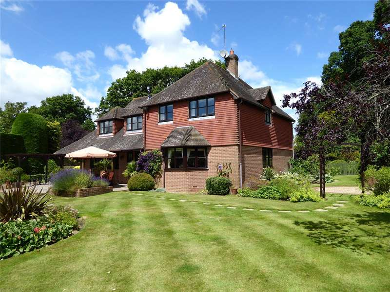5 Bedrooms Detached House for sale in Bury Gate, Bury