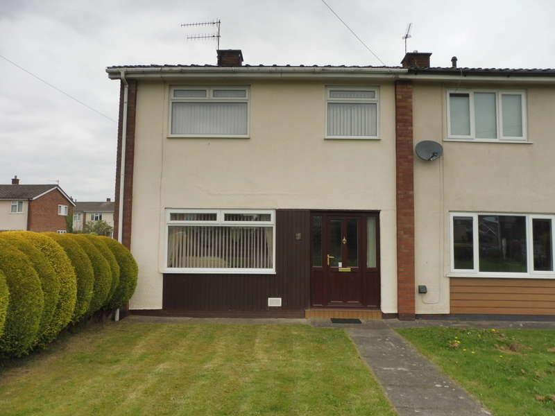 2 Bedrooms End Of Terrace House for sale in Caroline Road, New Inn, Pontypool
