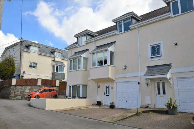 3 Bedrooms Terraced House for sale in Geasons Lane, Plymouth, Devon