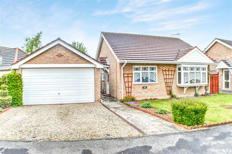 2 Bedrooms Bungalow for sale in Potesgrave Way, Heckington