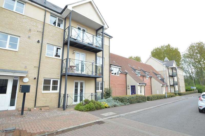 2 Bedrooms Ground Flat for sale in Summerfields, Sible Hedingham, Halstead CO9