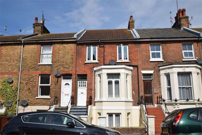 5 Bedrooms Terraced House for sale in Langney Road, Eastbourne, East Sussex