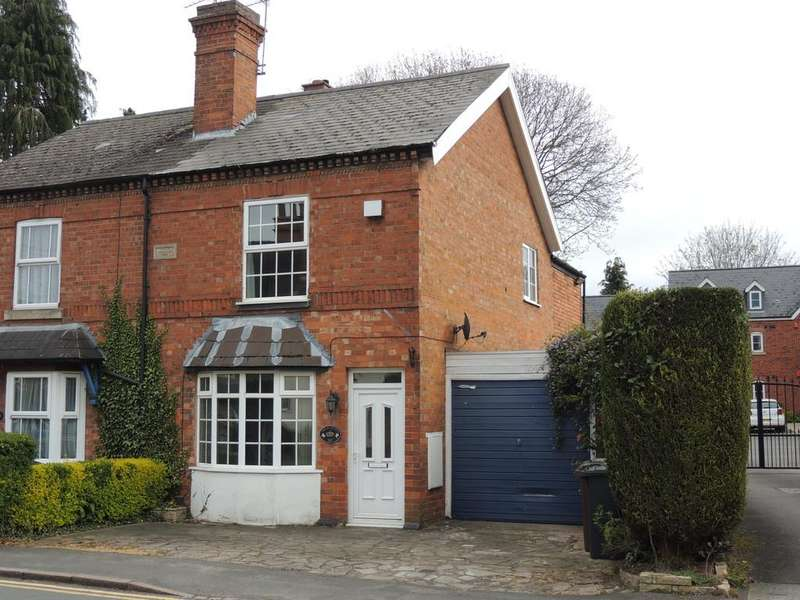 3 Bedrooms Semi Detached House for sale in Lodge Road, Knowle, Solihull