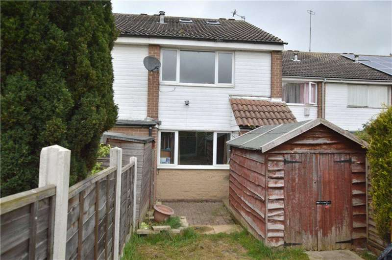 2 Bedrooms Town House for sale in Brand Hill Approach, Crofton, Wakefield, West Yorkshire