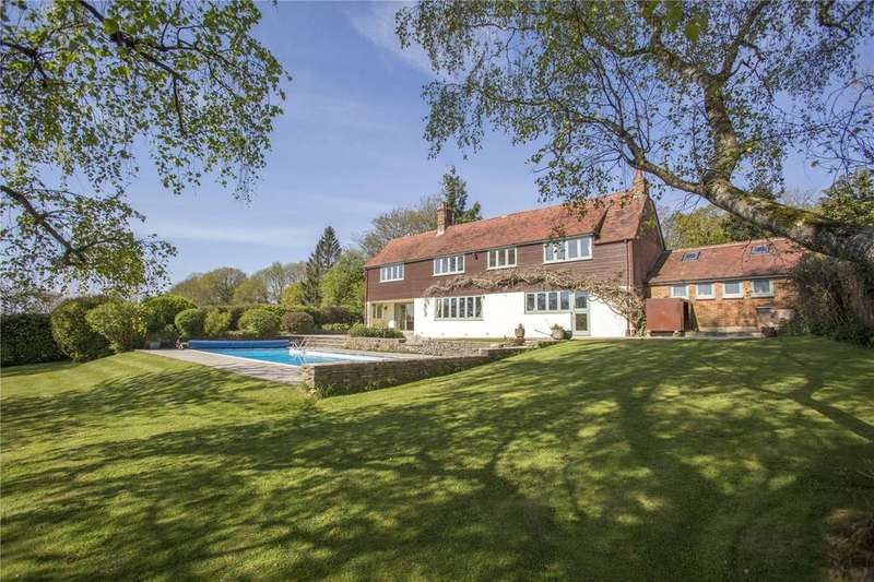 4 Bedrooms Detached House for sale in Bartoms Lane, Lytchett Matravers, Poole, Dorset